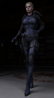 Jill Valentine by James--C