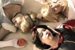 Sleepign Princess's by Angelicacosplay