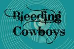 Bleeding Cowboys Font by makeittomyway