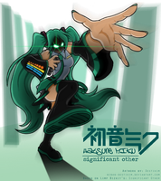 Miku Miku is in the House by Niban-Destikim
