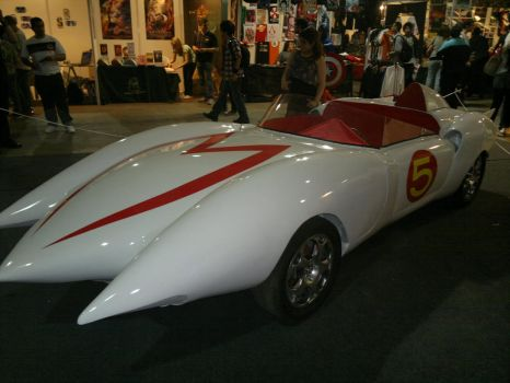 Mach 5 by aguantegrimtales