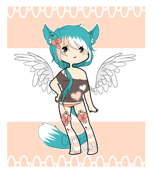 .:Random Adopt:. { closed } by curled-mustache