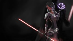 Sith Assassin by One-Bad-Mo-Fo