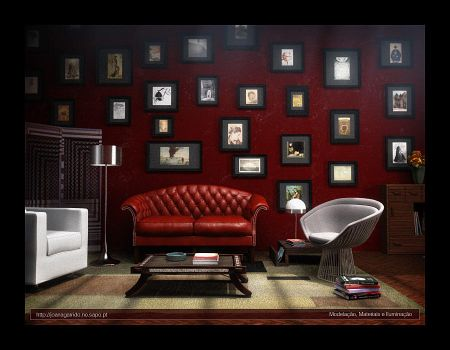 Red Room IV by coisital