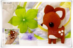 My Little Fawn... by SongAhIn