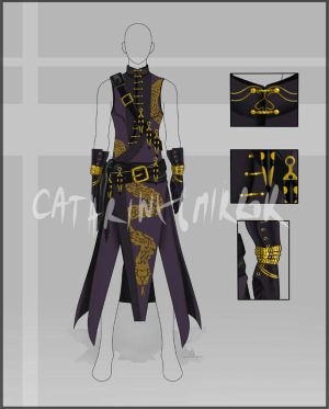 Custom outfit 2 by cathrine6mirror