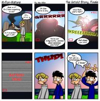 The Untold Story, Finale by MFM-comics