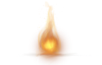 Fire [PNG] by IvaxXx
