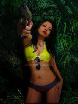 Colombiana by Biothief