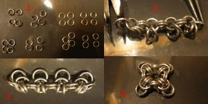 B Squared Tutorial by chainmaille