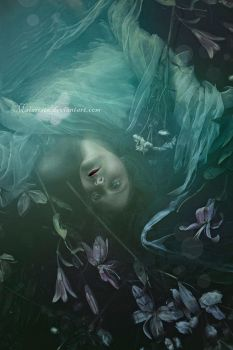 Ophelia by maiarcita by Miss-REdreaming