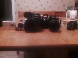 My Camera Collection by Jaws1996