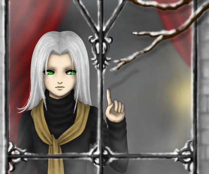 Young Hearts: My Own Prison by vallarii