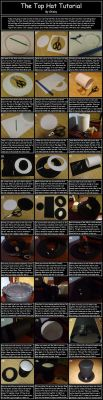 The Tip Top Hat Tutorial by chioky