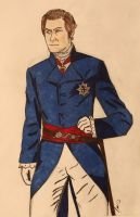 Christopher Plummer as the Duke of Wellington by Western-Gal