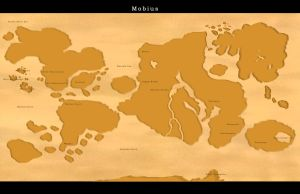 Mobius Map by octobomb