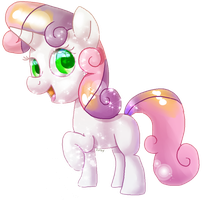 Sweetie Belle by Zoiby