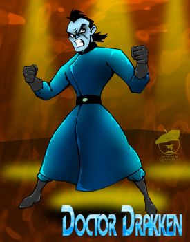 Dr. Drakken in da house by DrDrakken-FanClub