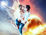 your love give me wings by chicitac
