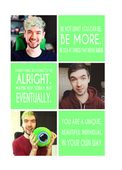 Jack Quotes- PHONE WALLPAPER by ChenaniahARTicles