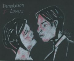 Demolition Lovers I by Razorblade666
