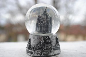 Snowglobe stock 1 by Muse-of-Stock
