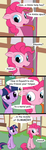 MLP Unlikely Lick by LoCeri