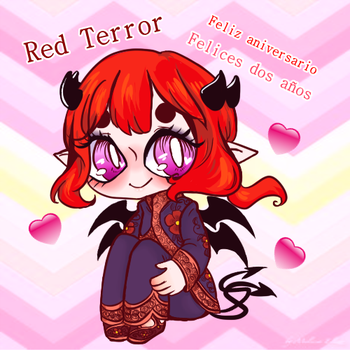 happy Anniversary Red Terror by Yukita-Rain
