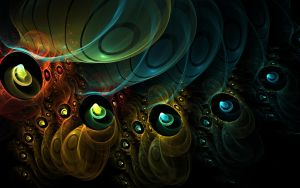 Etheric Multi-Dimension by Trip-Artist