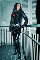 The Baroness in the dark - cosplay by Daelyth