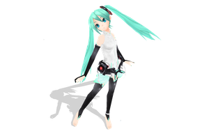 Miku Append Project Diva Extend. by bookazoid