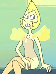 Steven Universe - Yellow Pearl 06 by theEyZmaster