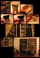 1/6 Library/Hidden Armoury (WIP) by Carl-Seager