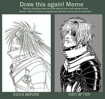 Before and After Meme by omegasama