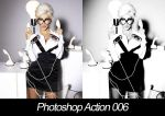 Photoshop Action 006 by ToxicActions