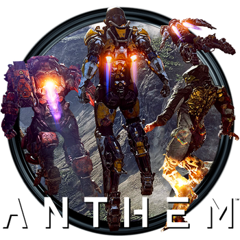 Anthem Dock Icon by OutlawNinja