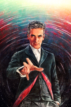 Doctor Who: The Twelfth Doctor by alicexz