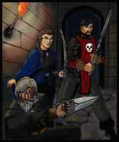 Dungeon Crawl by Andared
