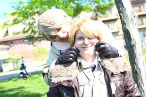 ColossalCon 2014 - Of Scarves and Glasses(PS) 63 by VideoGameStupid