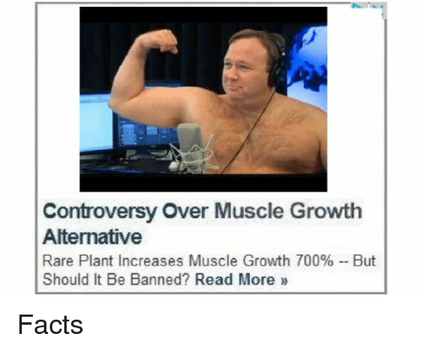New muscle growth alternative by usopprules98