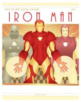 deco Iron Man +color+ by MelUran