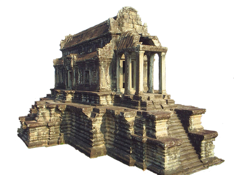 Library angkorwat (png for gimp) by boodlemoo