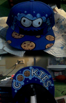 Cookie Monster Hat by devpose