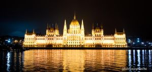 Budapest, by civic97