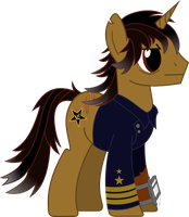 Request eleven-A - Unicorn Admiral by AetherElemental