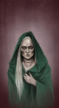 Mother Merciless (Catelyn Tully Stark) Finished by denkata5698