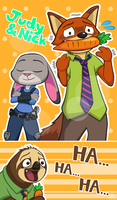 Hey! Carrot Opss! Here a Carrot! :3 by The-BlackToteM