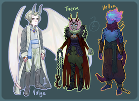 (CLOSE) Adoptables 06 by SunnyCove