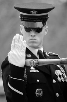 Honor Guard I by onelook
