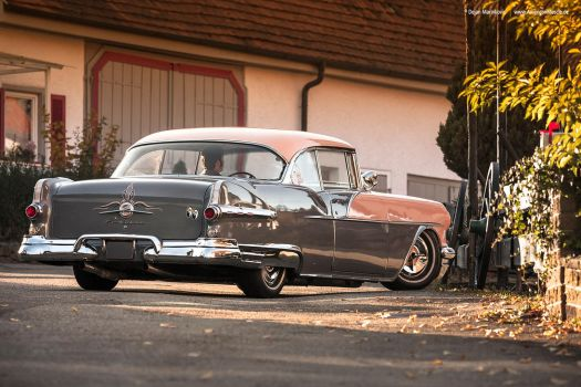 1956 Pontiac Catalina - Shot 3 by AmericanMuscle